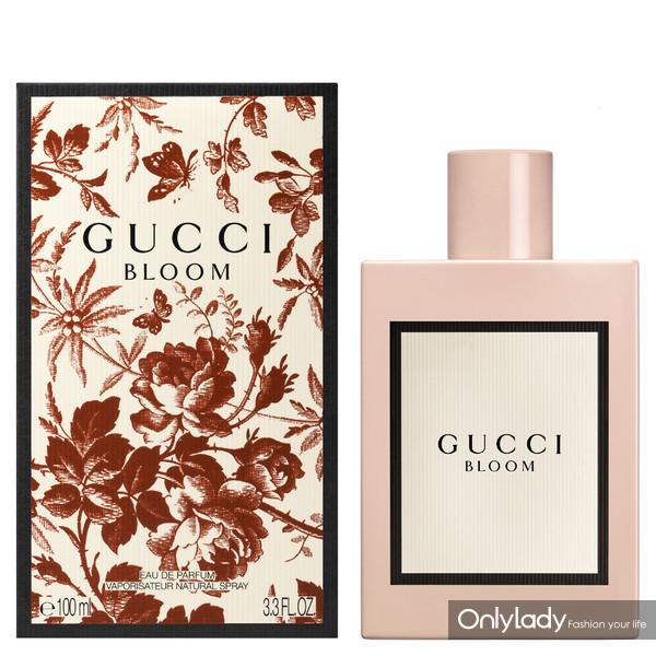 Gucci Bloom古驰花悦女士香水系列(产品图)