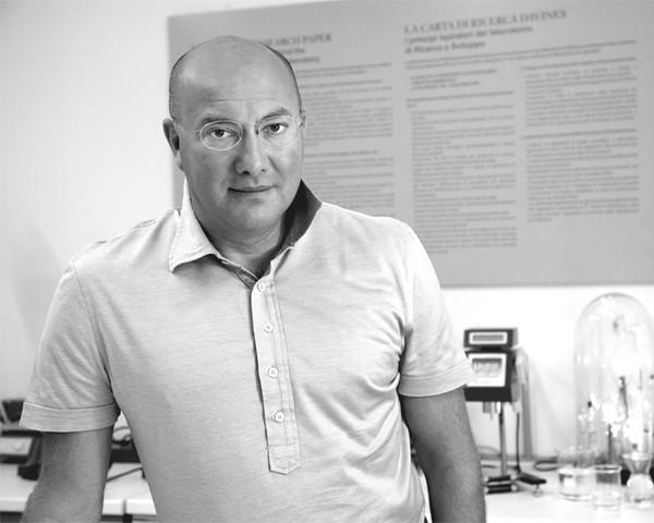 """""""可持续性和卓越效果是我们所代表的核心价值""""—— 大卫·巴洛特(Davide Bollati)品牌创始人"""