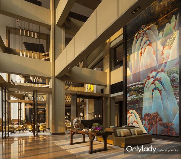 5-北京瑰丽酒店大堂