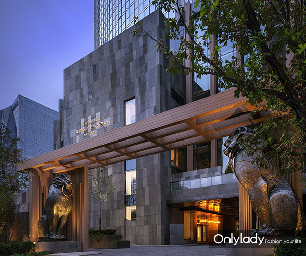 6-北京瑰丽酒店外观