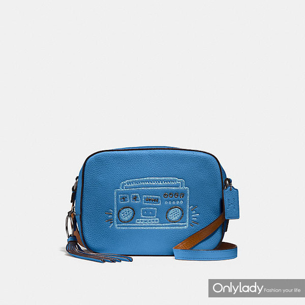 COACH X KEITH HARING系列相机包