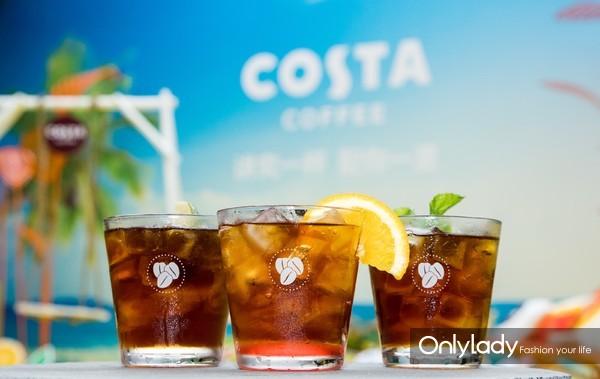 COSTA全新鸡尾酒风味冷萃冰咖啡