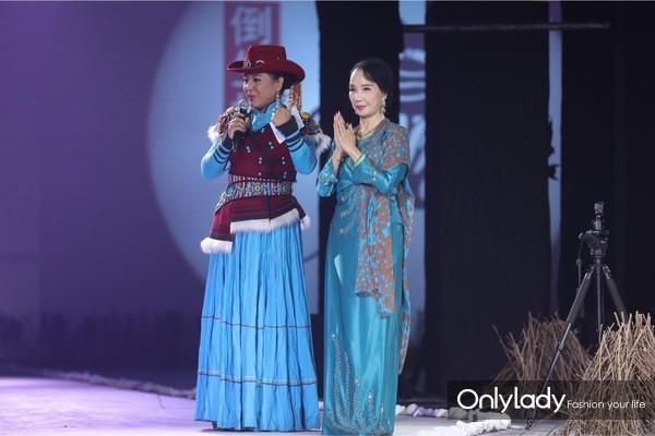 傣族舞蹈家刀美兰