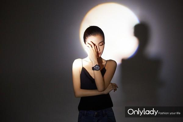 泰格豪雅携手全球品牌大使Angelababy推出全新视觉大片-2