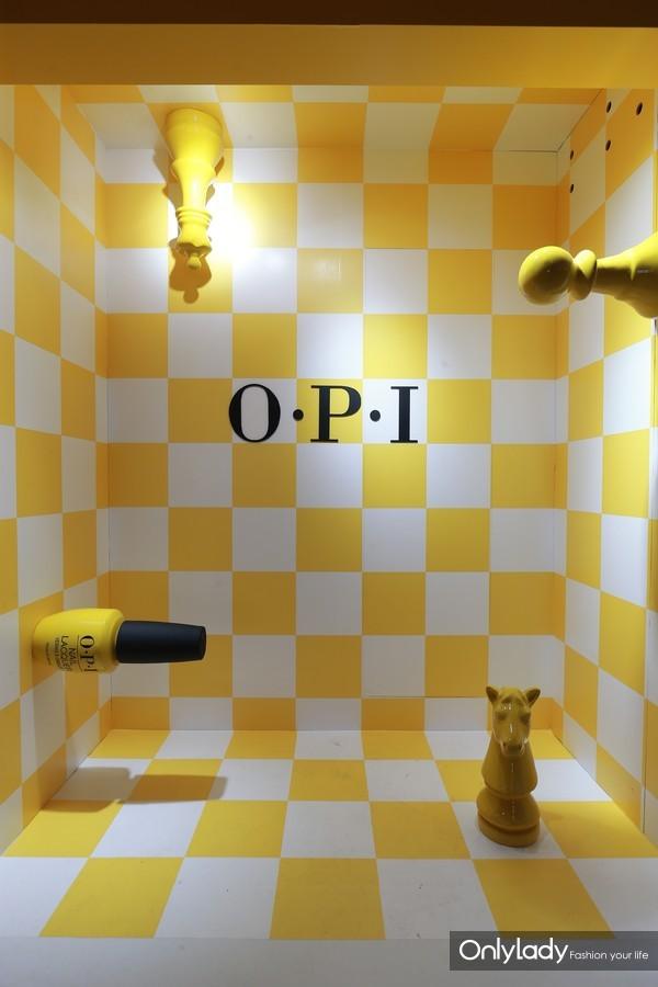 O.P.I快闪店11