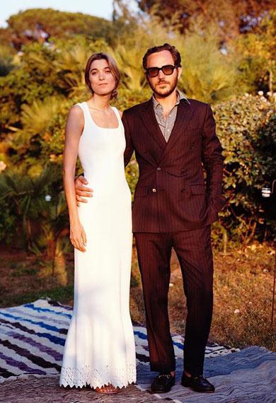 不造作的美 跟他来一场法式简约风格的婚礼!