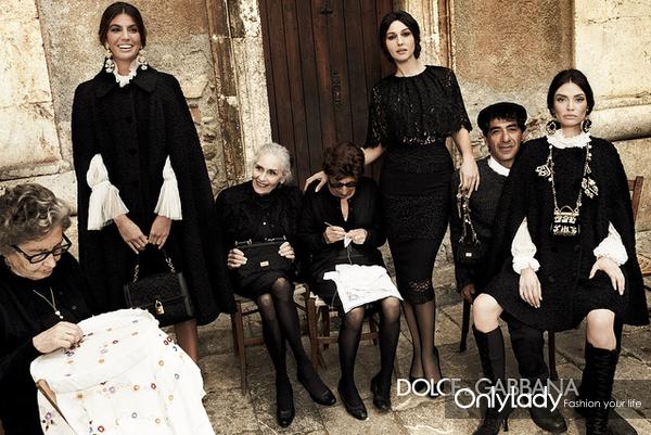 Dolce+Gabbana+Womenswear+Fall+2012+Ad+Campaign+8