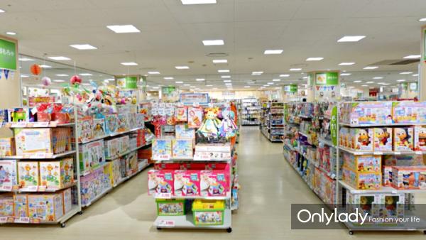 带娃游日本,别错过这3家必逛的母婴商场