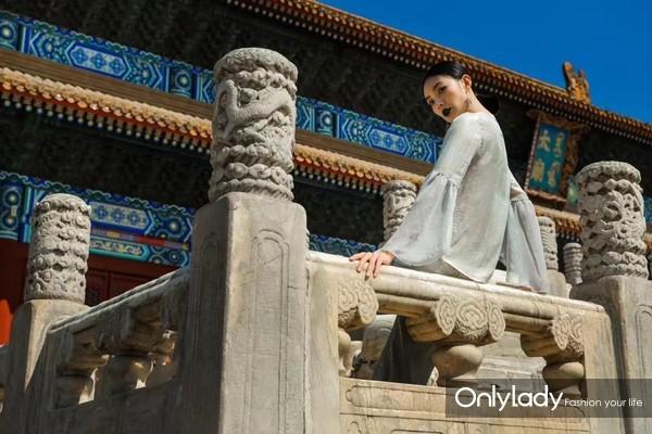 《未尘》系列摄影展北京城市作品1