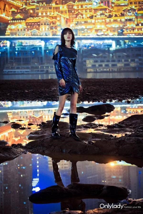 《未尘》系列摄影展重庆城市作品