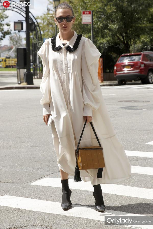 时尚博主 Madelynn Furlong