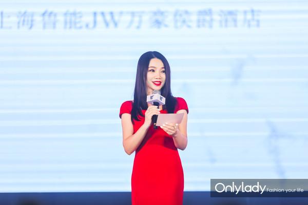 上海鲁能JW万豪侯爵酒店总经理潘小莺女士