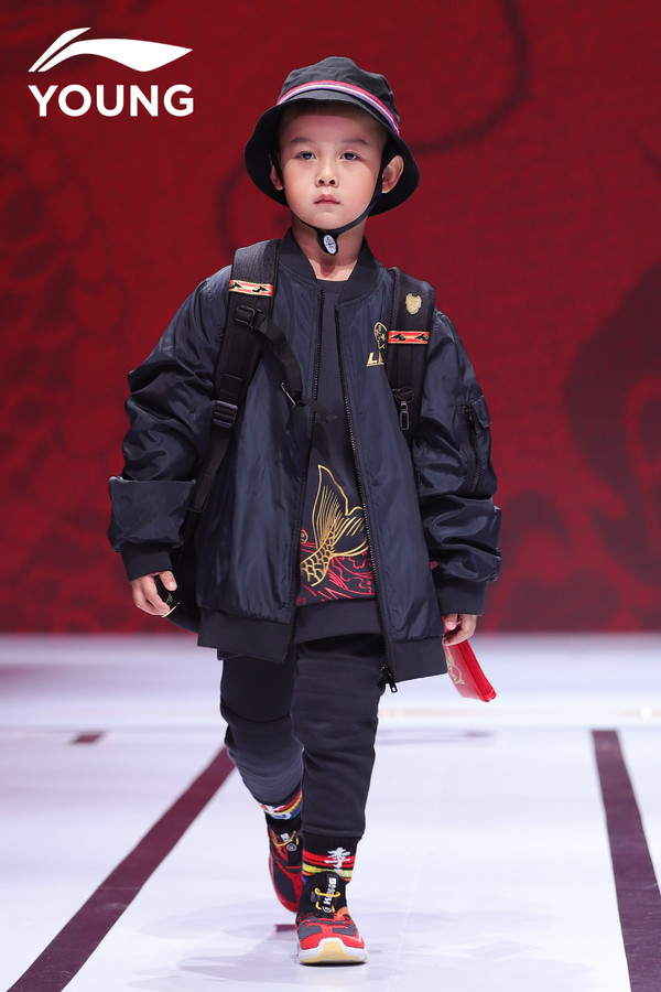 李宁儿童走秀-28