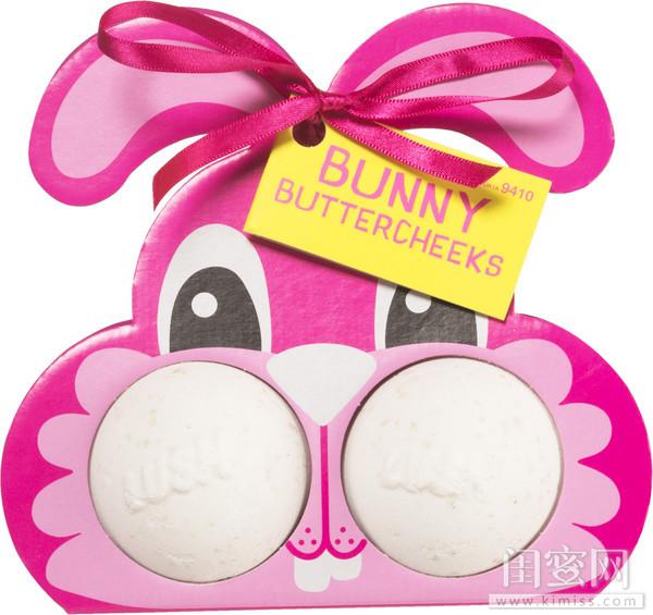 奶油兔寶寶禮盒產品圖