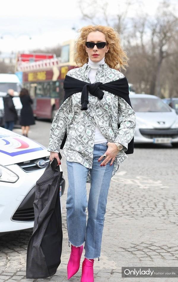 时尚买手 Elina Halimi