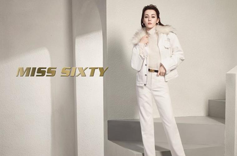 MISS SIXTY 2019迪丽热巴冬季系列广告大片 解锁不一样的冬季自在