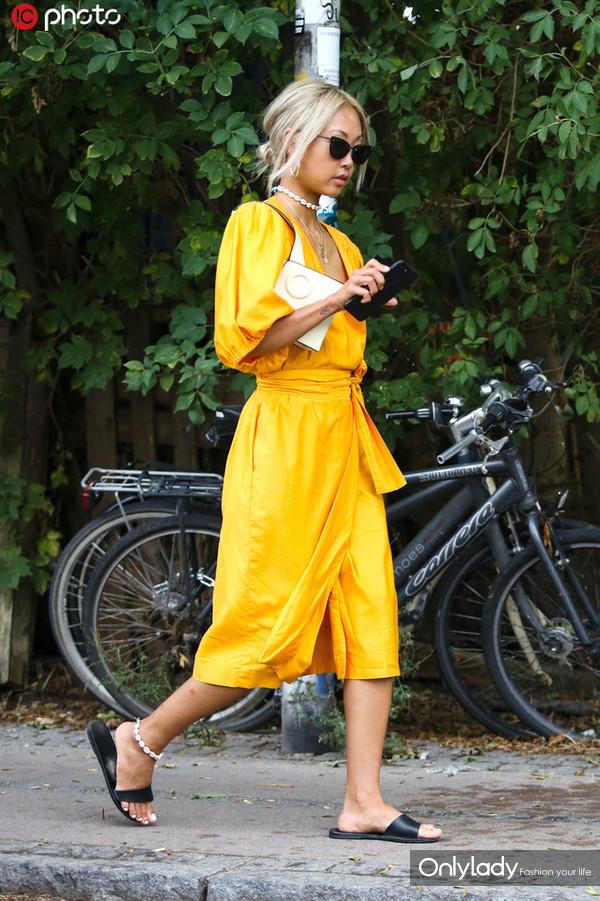 时尚博主 Blogger Vanessa Hong