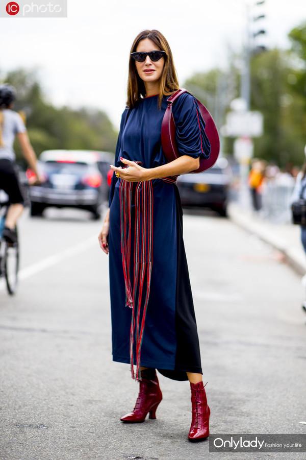 时尚博主 Gala Gonzalez