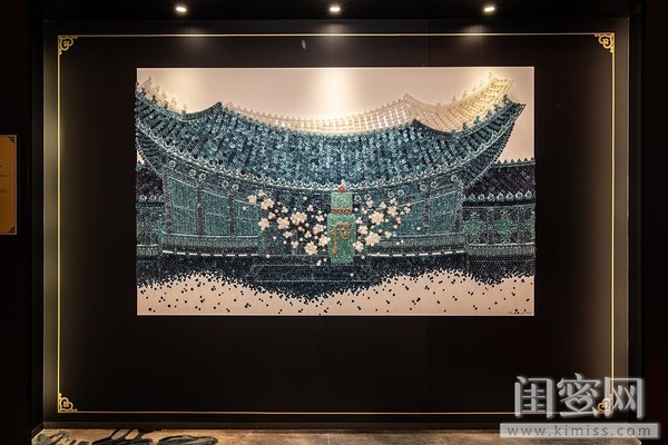 韩国艺术作品