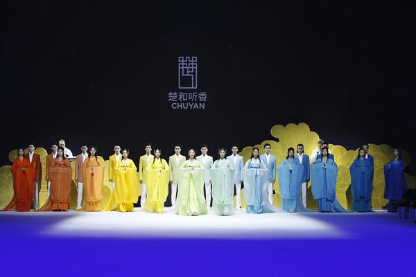 最美的中国风时装设计,还要看中国国际时装周!