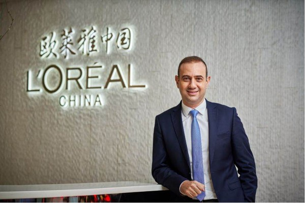 欧莱雅中国总裁兼首席执行官费博瑞