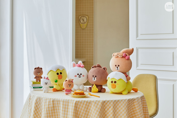 MINI FRIENDS 系列产品