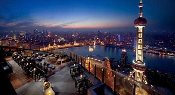 上海浦东丽思卡尔顿酒店FLAIR