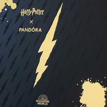 Pandora哈利·波特系列将魔法遍布全球 中国地区携独家限量礼盒全球首发
