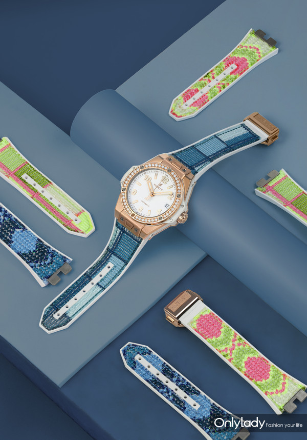 Hublot strap collection (2)
