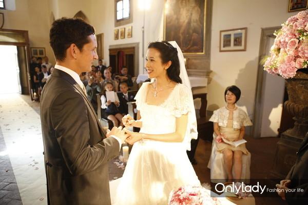 莫文蔚婚礼 (2)