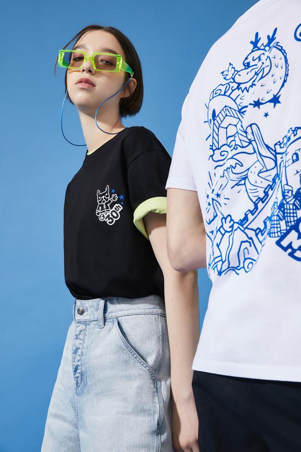 JACK & JONES 杰克琼斯潮酷T恤,挑战夏日极限热浪插图(1)