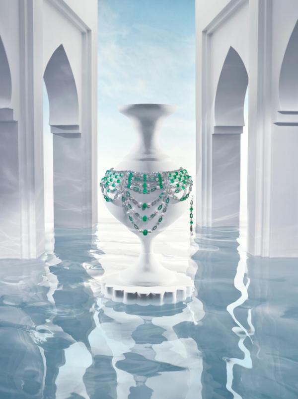 宝格丽Jannah高级珠宝系列项链