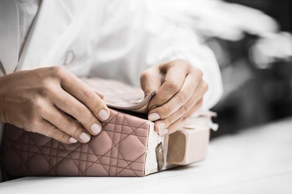 LADY DIOR手袋 高贵气质插图(4)