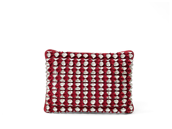 Flower Field Cushion Rectangle by Atelier Oi