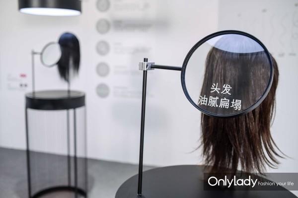 模拟四大头发问题:头发油腻扁塌