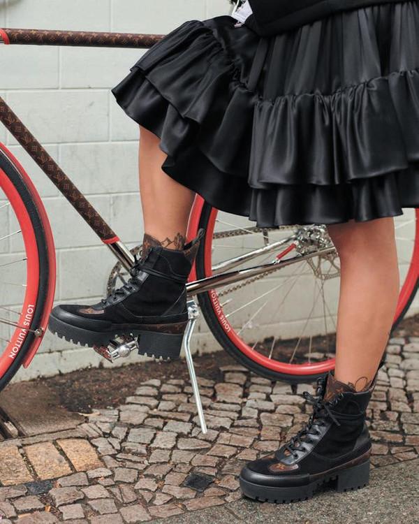 路易威登2020秋冬女士鞋履系列-15