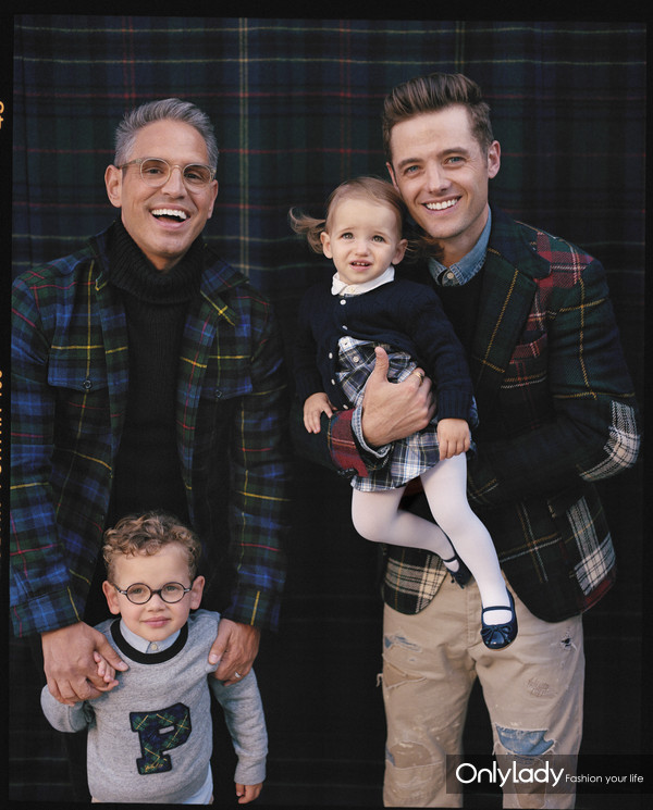 The Rogers-Berlanti Family 06
