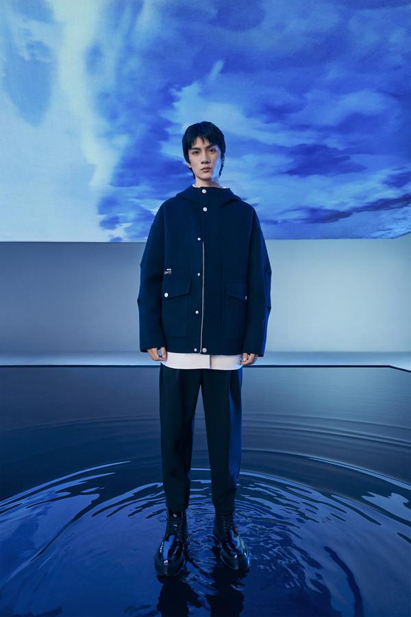 "JACK & JONES 杰克琼斯发布2020冬季大片""Reflection 映象""插图(3)"