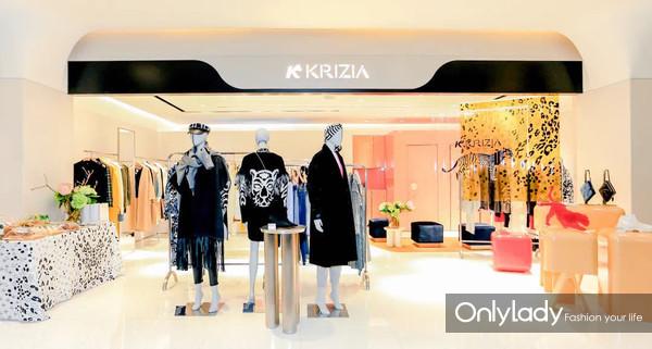 先锋归来 | K KRIZIA北京SKP店精彩开幕 揭秘全国首家店铺先锋面貌