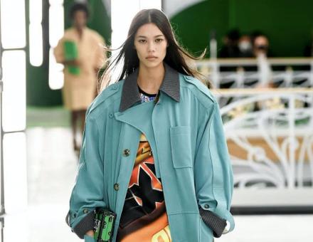 Louis Vuitton2021春夏系列,当性别的界限淡化之后