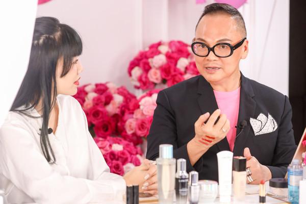 中国彩妆届殿堂级人物 Andy Koh 拷贝