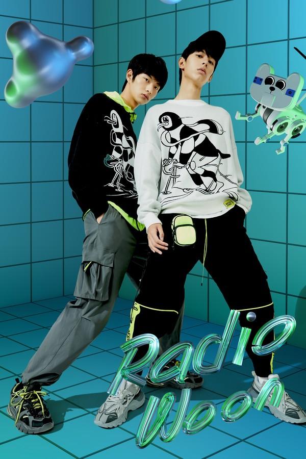"JACK & JONES杰克琼斯携手马来西亚艺术家 Radio Woon  发布""未来潮流""联名系列插图(2)"