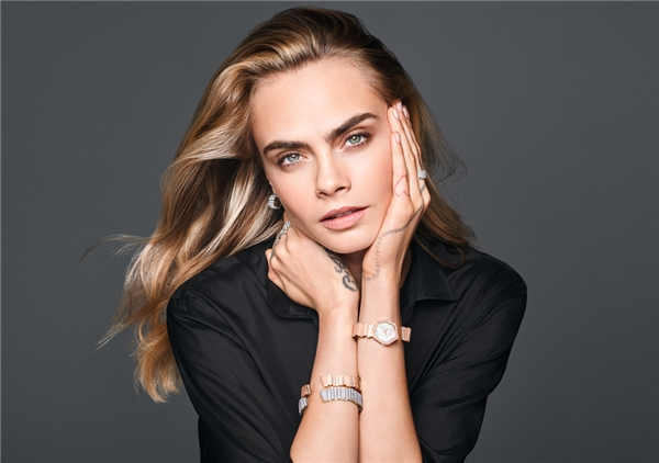 GEM DIOR高级珠宝及腕表系列广告大片 展现非凡创意