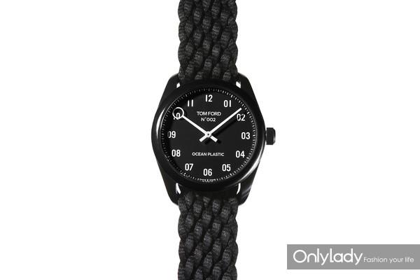 TOM FORD Ocean Plastic Timepiece-7