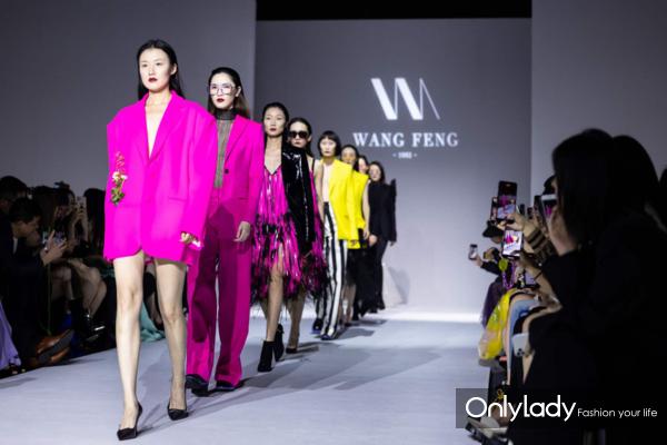 无限  中国设计师品牌WANG FENG 2021春夏定制秀