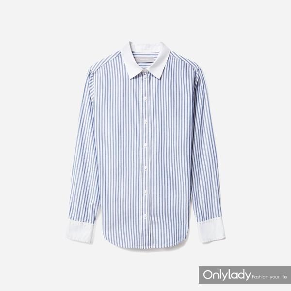 丝滑纯棉衬衫