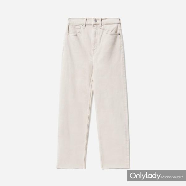 Way-High高腰牛仔裤