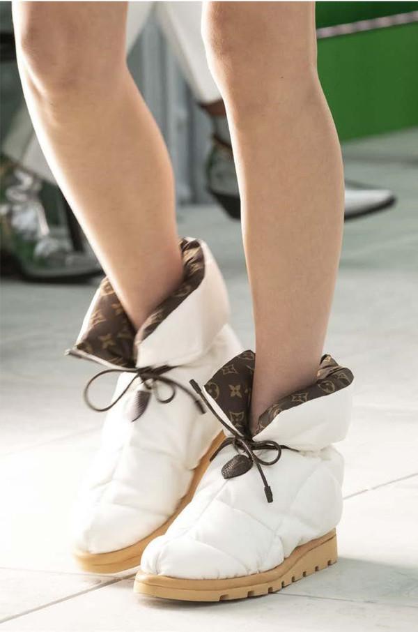 路易威登推出Pillow及踝靴