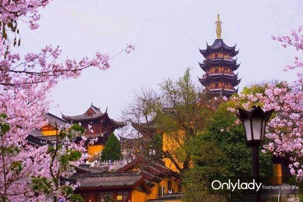 南京鸡鸣寺