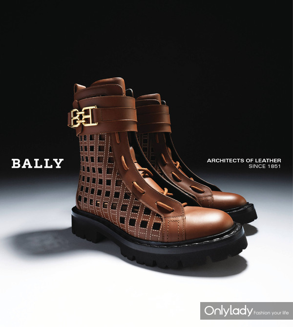 Glaris皮靴
